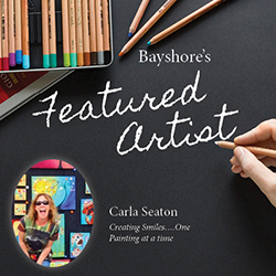 Featured Artist Carla Seaton