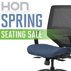 HON Spring Seating Sale